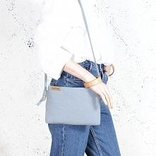 Nodo Bag S niebieska mała k...