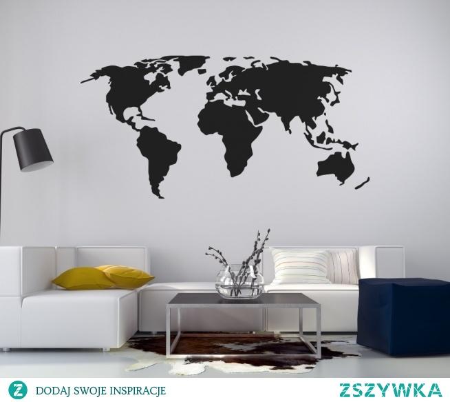 Mapa ścienna 3D - znajdziesz ją w sklepie 4fd.pl