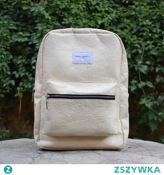 PINATEX 100% ECO Vegan MIA Backpack