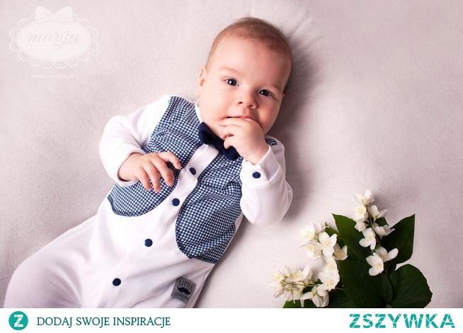 Eleganckie ubranka niemowlęce do chrztu marki Marija - czym się wyróżniają?