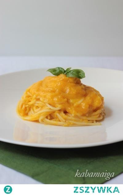 Spaghetti dyniowe