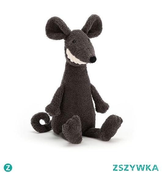 Maskotka Przytulanka Szczur Ron 36cm
