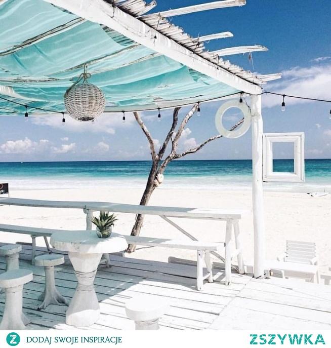 Błękitny raj...