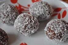 Kokosowe kuleczki proteinowe :)