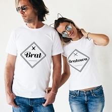 brat i bratowa - koszulki d...
