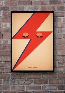 David Bowie - plakat