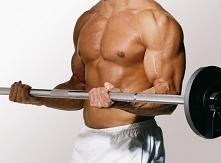 trening na biceps dla facet...