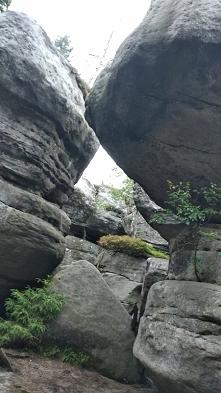 Błędne skały Okolice Kudowy...