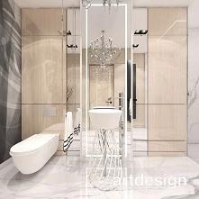 Nowoczesna łazienka - inspi...