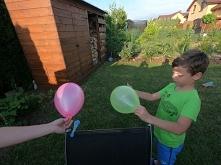 Wyścig balonów to świetna z...