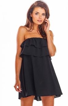 Awama Oversizowa sukienka z...