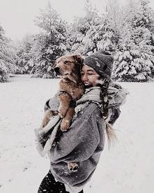 Zaczynam tęsknić za zimą ^.^