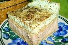 """ciasto """"cudeńko"""" bez pieczenia"""