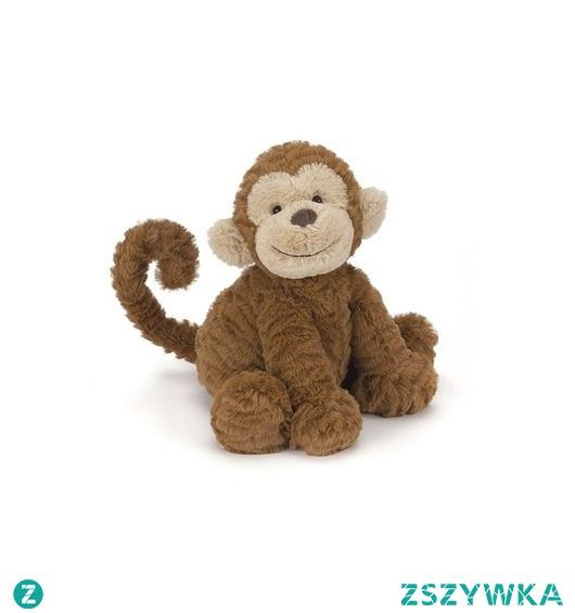 Maskotka Przytulanka Małpka Mia 23 cm