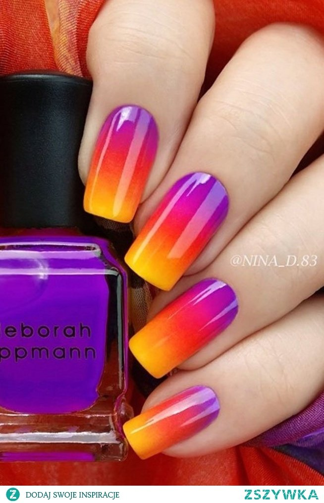 Sunny ombre