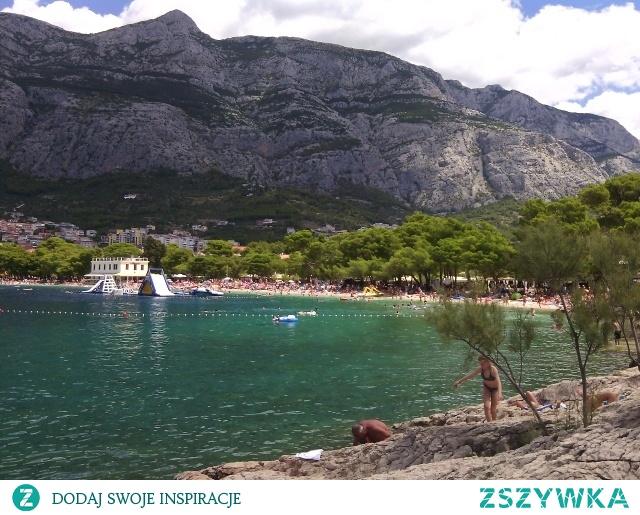 Makarska (zdjęcie autorskie)