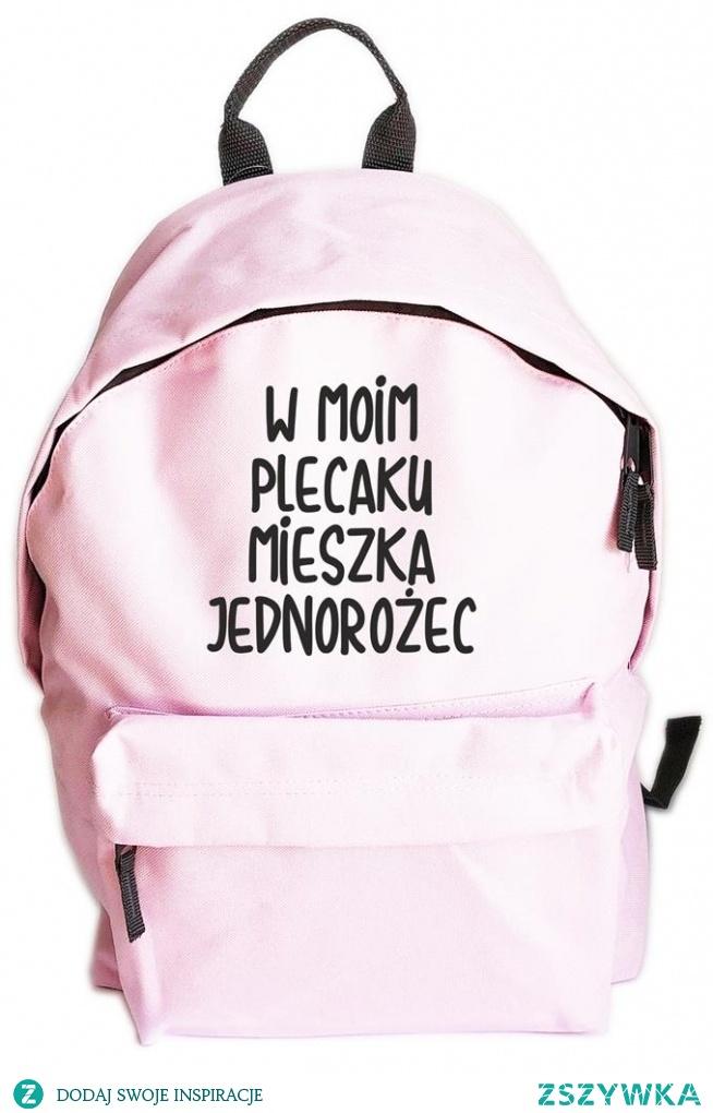 Modne plecaki - różne kolory i fasony dostępne na swagshoponline.pl ♥