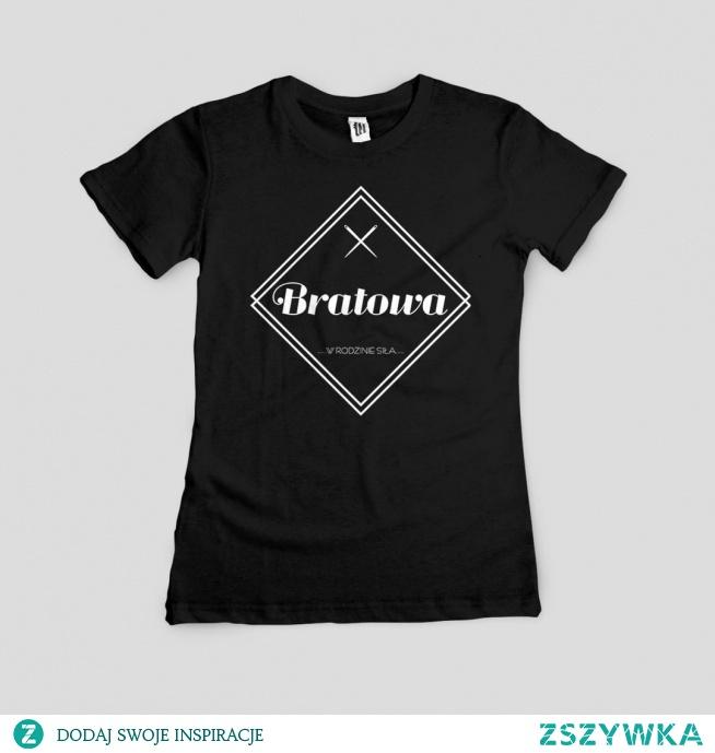 bratowa - koszulka