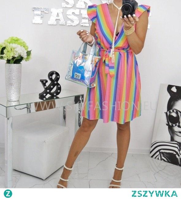 Rainbow od SKY_FASHION z 22 lipca - najlepsze stylizacje i ciuszki