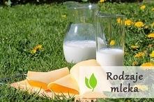 Rodzaje mleka - jakie wyróż...