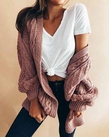 Kochamy ciepłe sweterki ^^