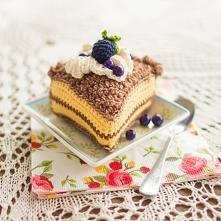 Ciasto czekoladowe z jeżynami