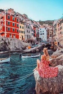 Układanka dnia >> Prowincja La Spezia, Cinque Terre << Krajobraz ...