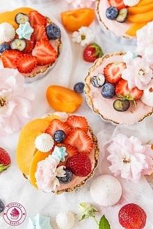 Tarty owocowe bez pieczenia - Najlepsze przepisy | Blog kulinarny - Wypieki Beaty