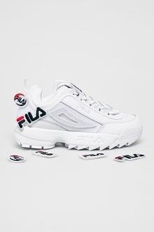 Buty z kolekcji Fila. Model...