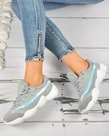 Sportowe buty z wyprzedaży ...