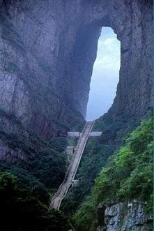 Schody do Nieba, Chiny ^.^