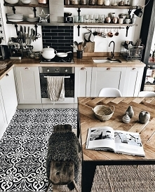 Kuchnia, kitchen, floor