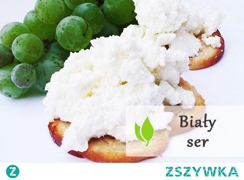 Biały ser - dlaczego warto go jeść?