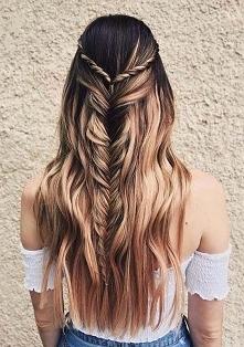 uwielbiam tego typu fryzury...