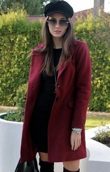 Płaszcz damski Roco Fashion