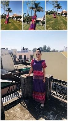 wakacje w Indiach sukienka z BOOHOO