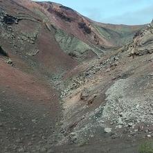 Druga część wulkanów z Lanz...