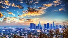 Puzzle online: Los Angeles,...