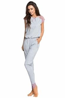 Bawełniana stylowa piżamka