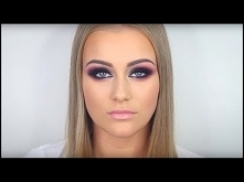 Kolorowe SMOKY EYES | tutor...