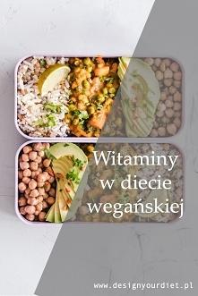 Witaminy w diecie wegańskiej, które trzeba zwrócić uwagę jeśli wykluczysz pro...