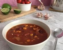 Szybka zupa meksykańska