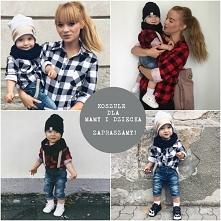 Koszule damskie oraz dzieci...