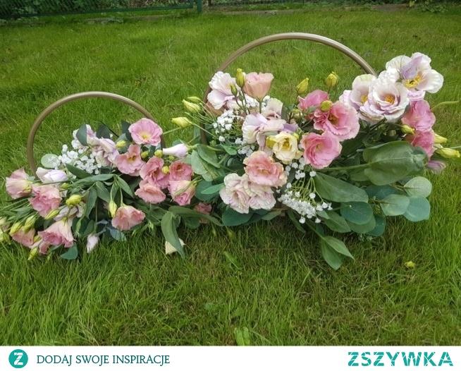 Oprawa florystyczna przyjęć