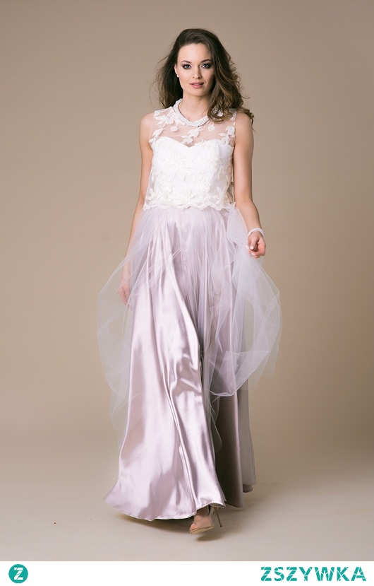 Suknia ślubna dwuczęściowa Syrinks