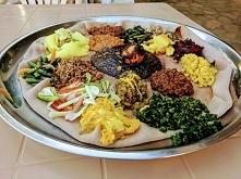 Przysmaki z Etiopii