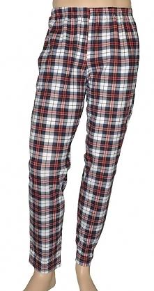 Spodnie do piżamy męskie Kr...