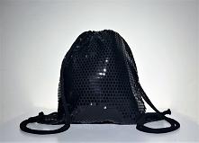 worek czarna kostka medium