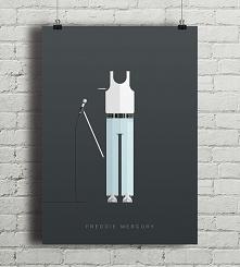 Freddie Mercury - plakat