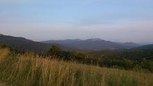 widok na Tarnicę ;)